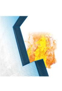 bulletproof fireproof security panels