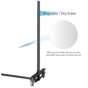magnetic dryerase bulletproof-movable partition glassenergy